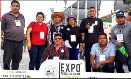 Capacitan a Productores Morelenses